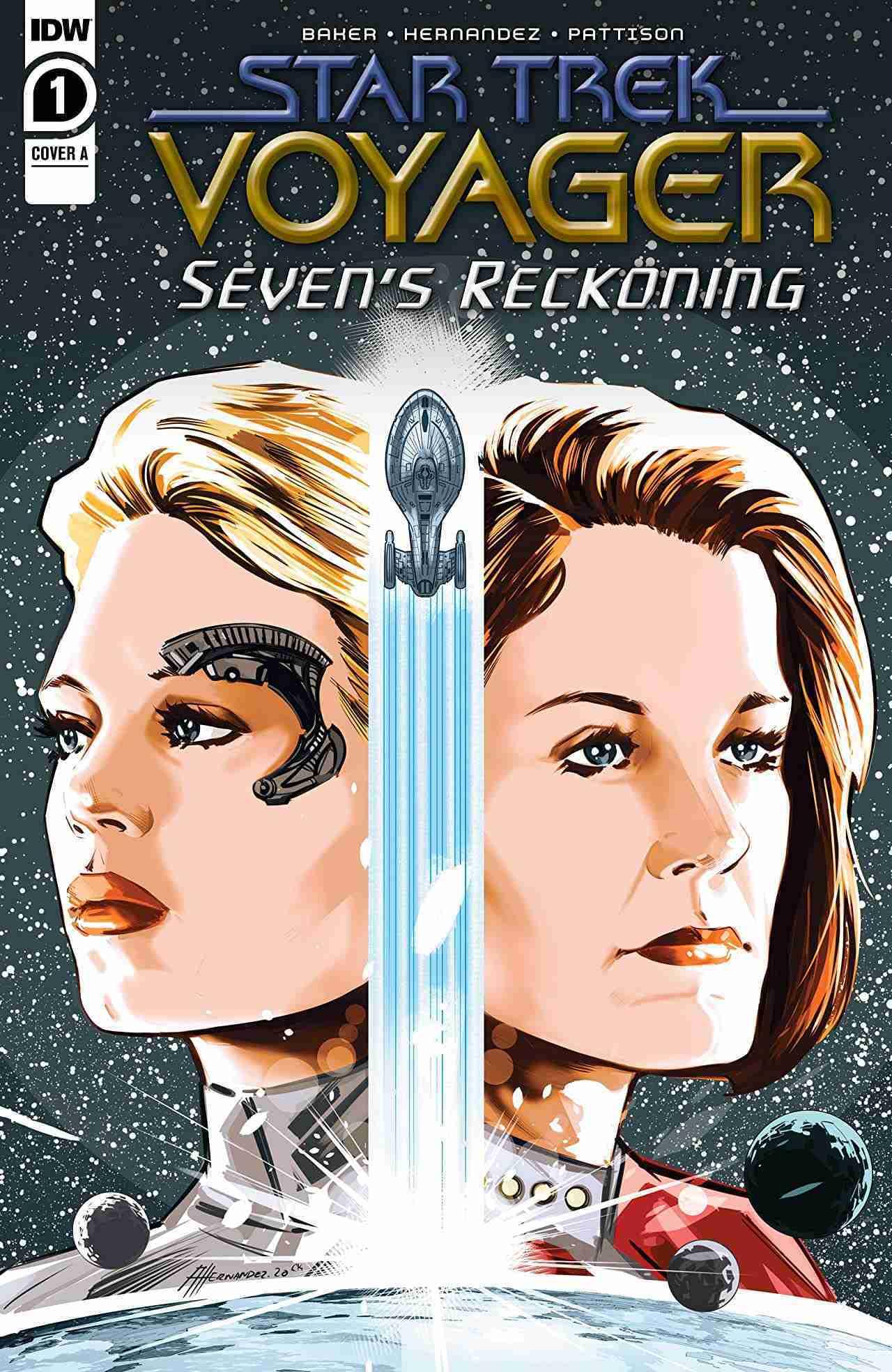 Star Trek Voyager—Seven's Reckoning #1