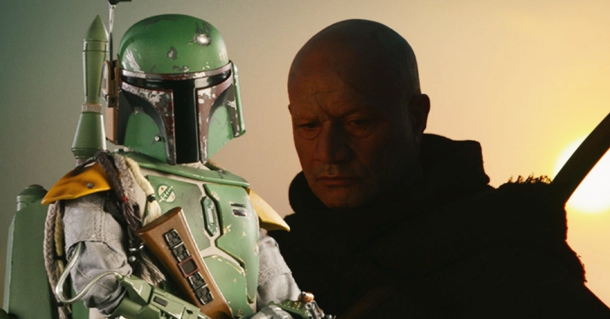 Star Wars Boba Fett Mandalorian