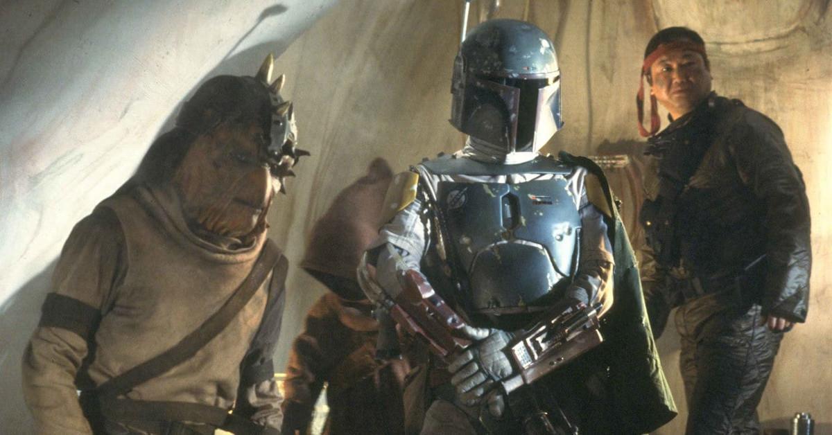 Star Wars Boba Fett The Mandalorian