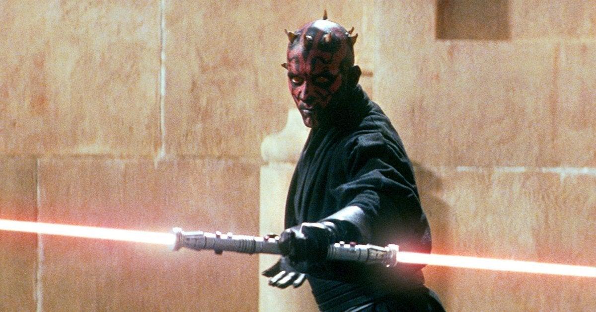 star wars darth maul phantom menace
