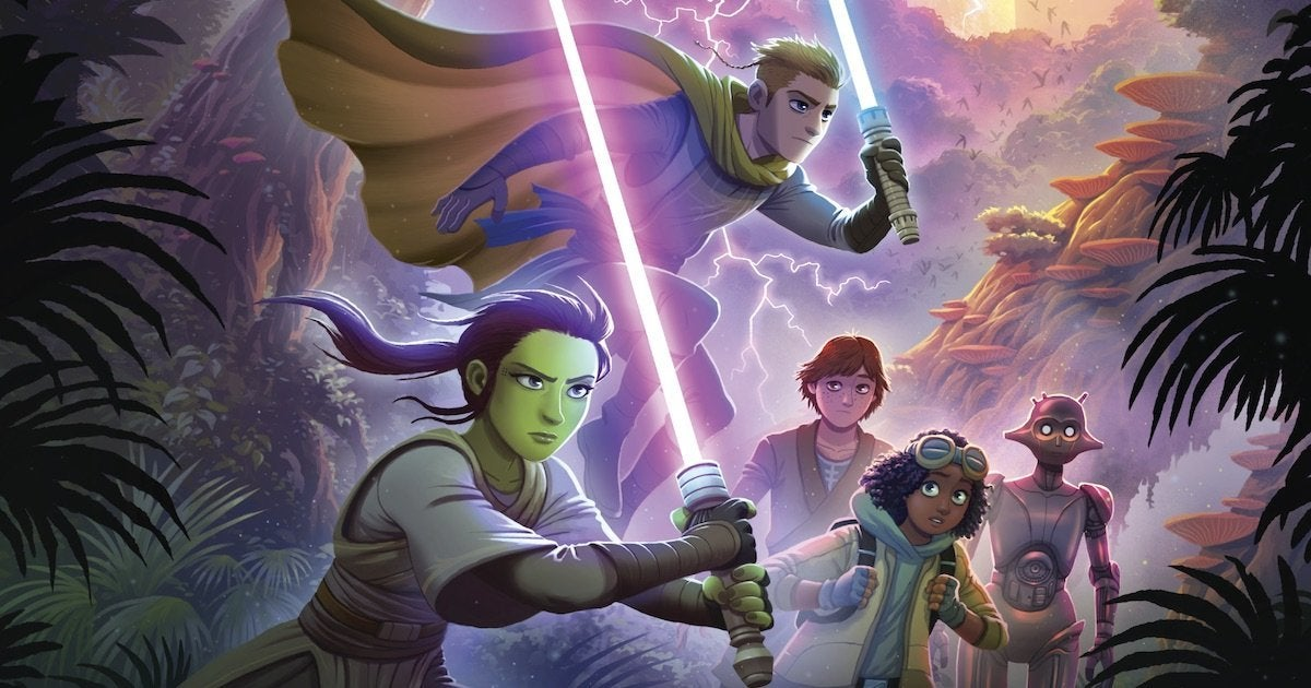 star wars high republic a test of courage