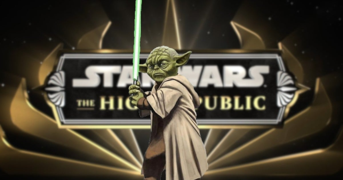 Star Wars High Republic Adventures Preview Yoda Padawans mission