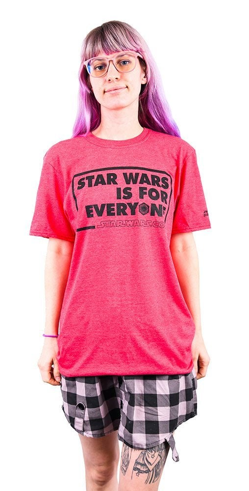 star wars is for everyone shirt