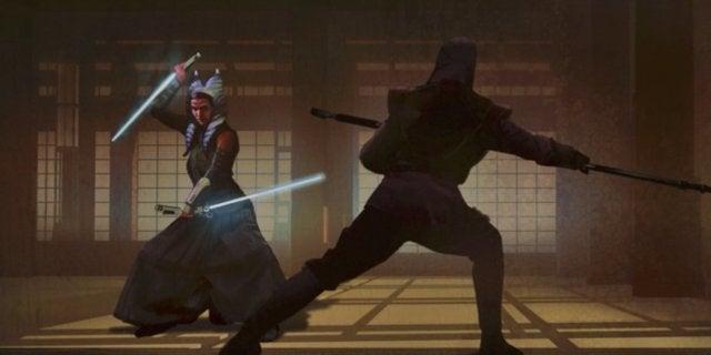 Star Wars Mandalorian Ahsoka Tano Spinoff Series 13 Spoilersjpg