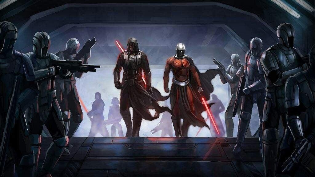 Star Wars Mandalorian Season 2 Darth Revan References Chapter 13