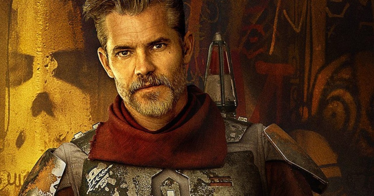 New Star Wars: The Mandalorian Poster Reveals Timothy Olyphant's Cobb Vanth