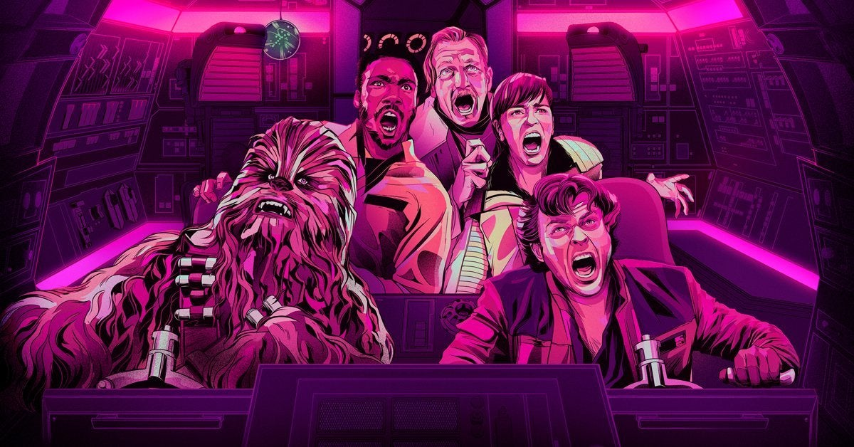 star wars solo movie soundtrack mondo
