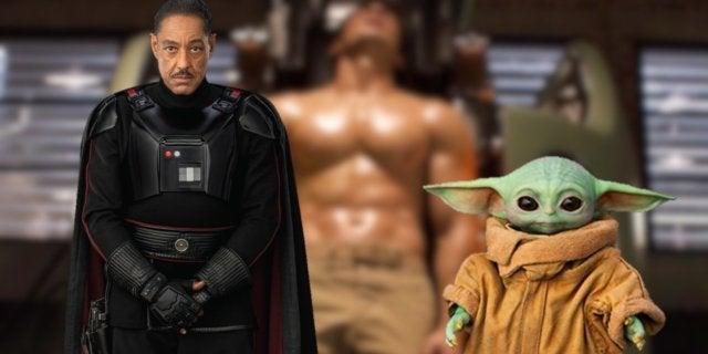 Star Wars The Mandalorian 12 Spoilers Baby Yoda Super Soldier Serum