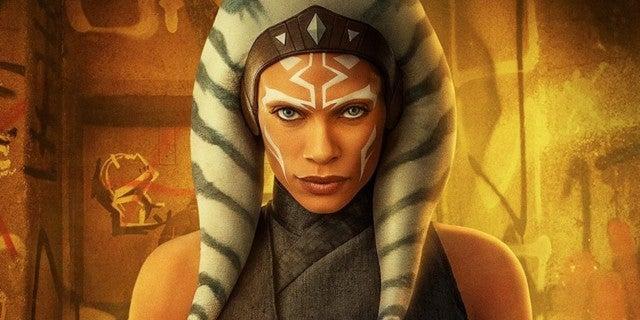 Star Wars The Mandalorian Ahsoka Tano Rosario Dawson Header