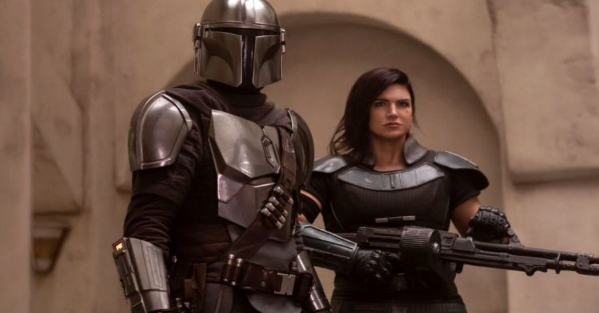 Star Wars The Mandalorian Cara Dune Gina Carano