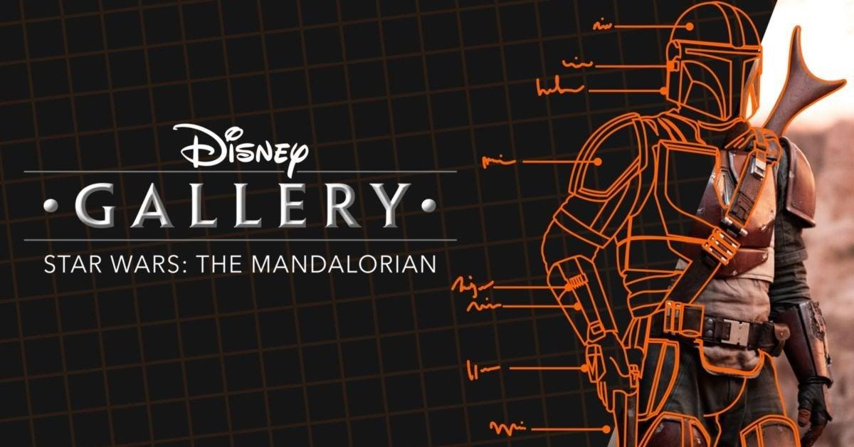 star wars the mandalorian disney gallery
