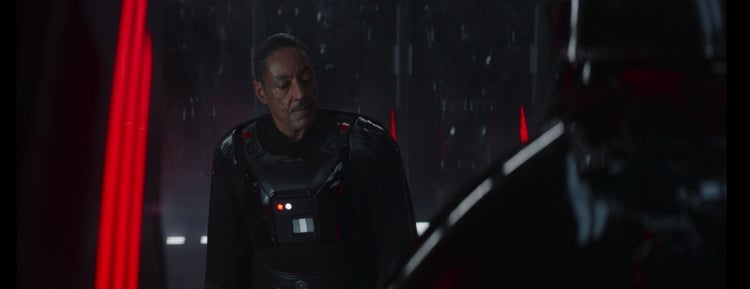 star wars the mandalorian moff gideon vader armor 1