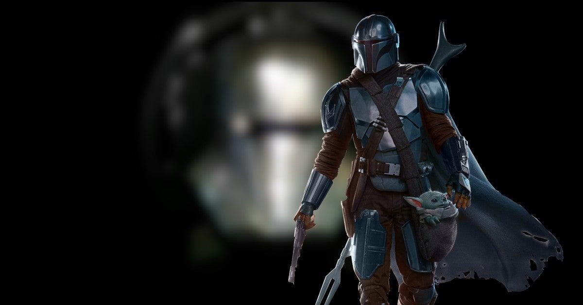 Star Wars The Mandalorian Season 2 Tank Trooper Card