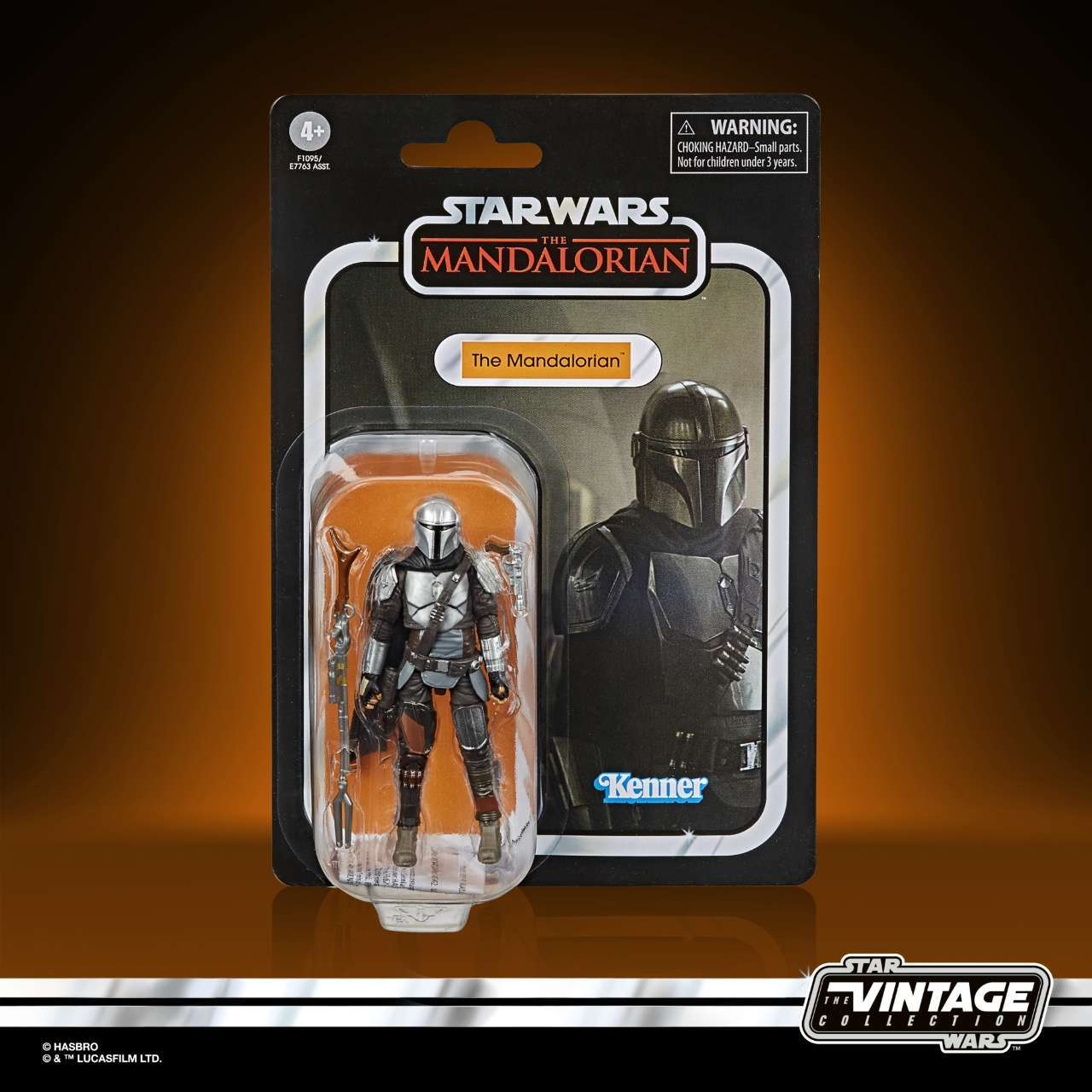 STAR WARS THE VINTAGE COLLECTION 375-INCH THE MANDALORIAN - oop (6)