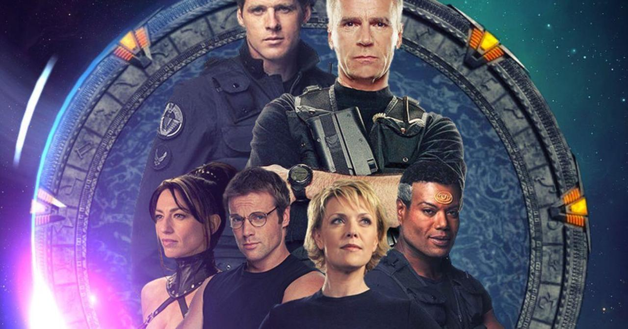 All 10 Seasons Of Stargate Sg 1 Coming To Netflix