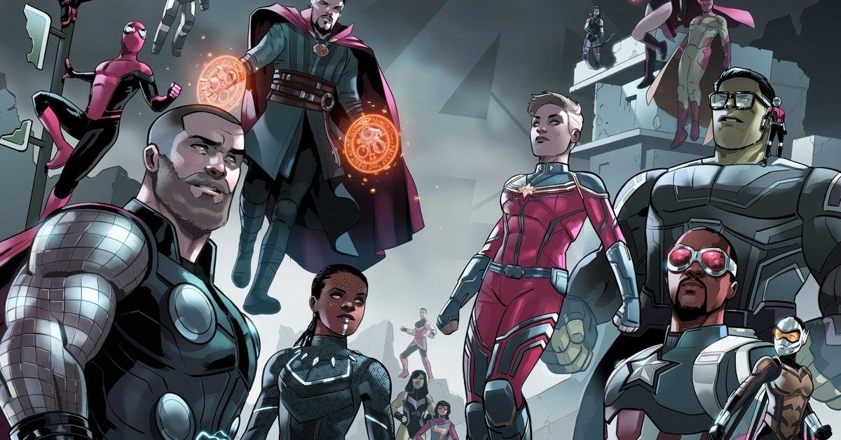 stephen byrne new avengers