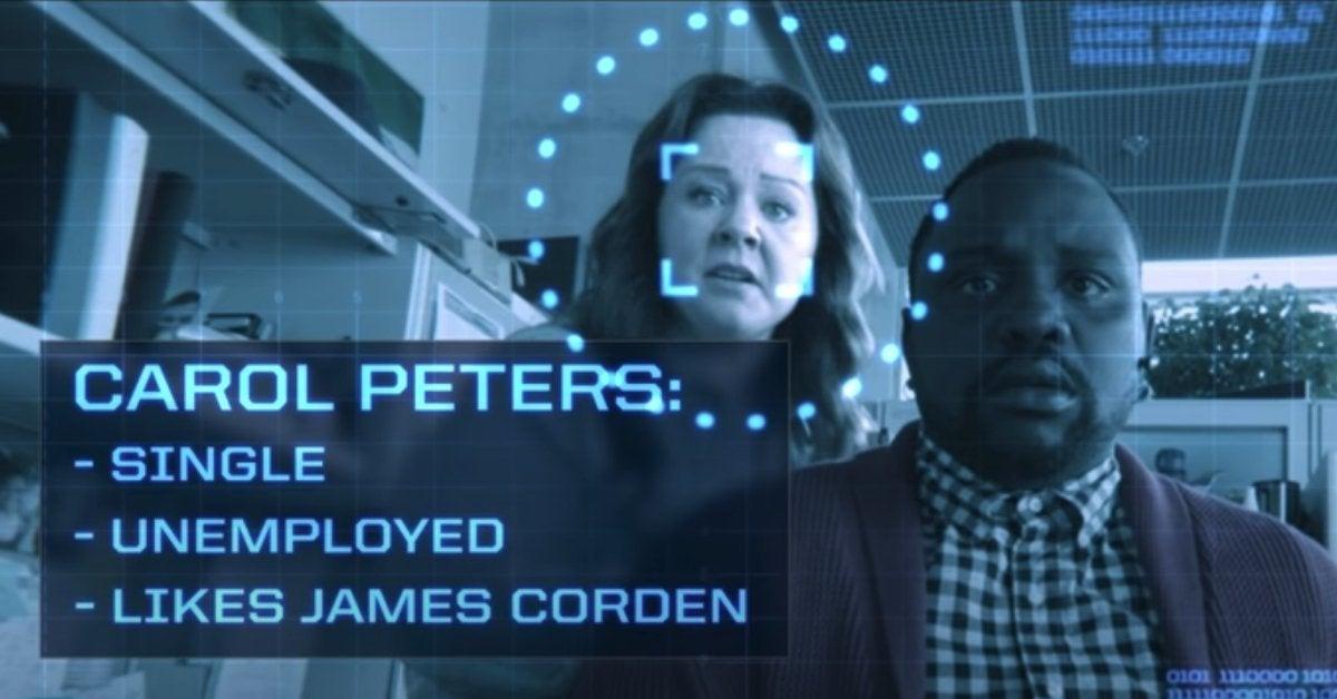 Superintelligence Movie Trailer Melissa McCarthy