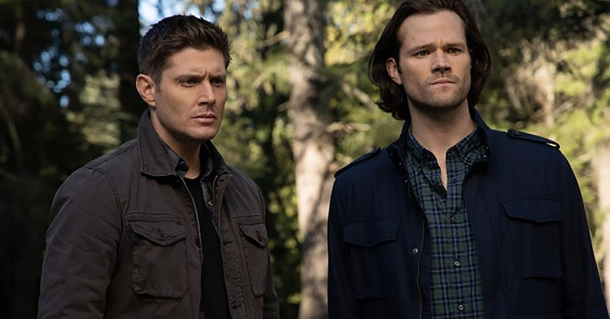 supernatural the cw