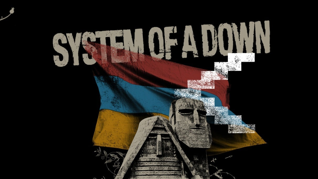 system of a down new music