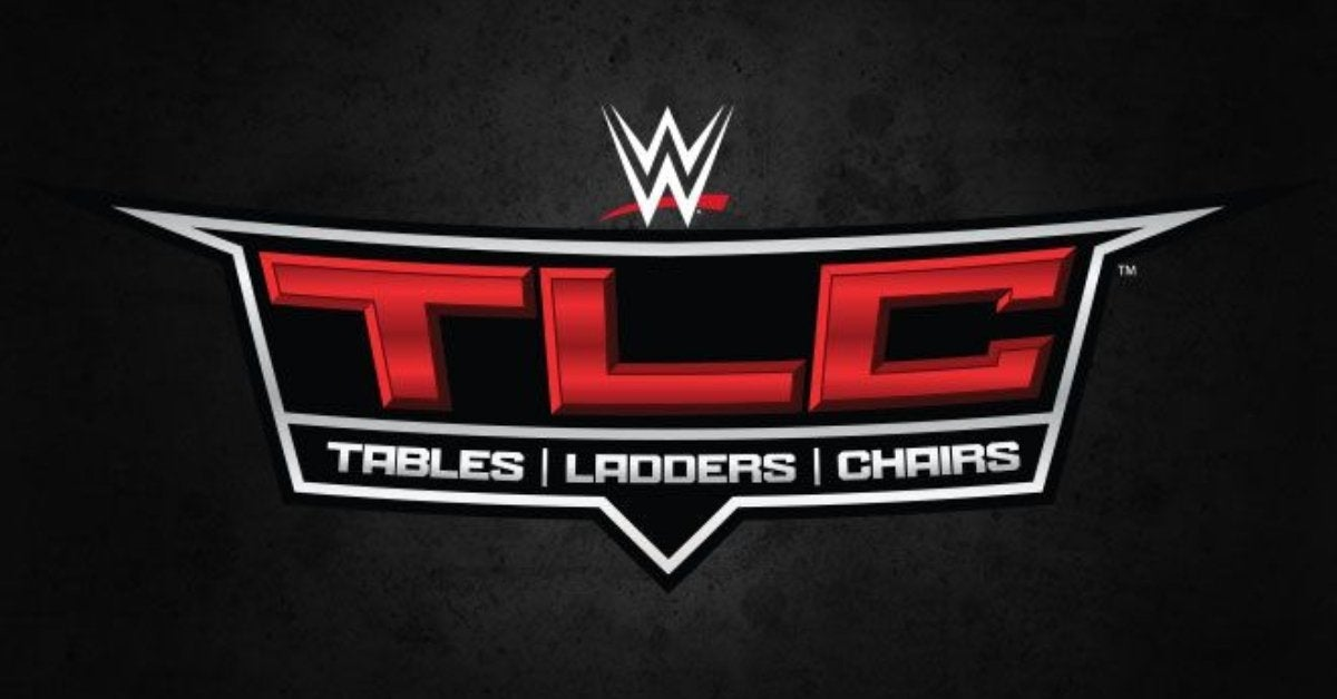 Tables Ladders and Chairs WWE TLC Logo
