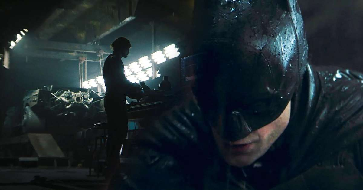 The Batman Batcave Photos First Look Spoilers
