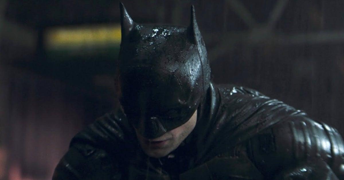 The Batman movie 2022 Robert Pattinson