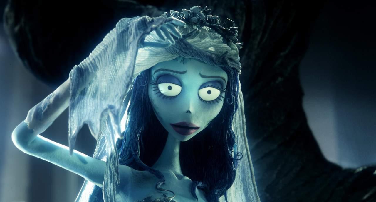 the corpse bride emily halsey halloween costume