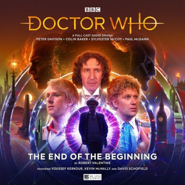The End of the Beginning Doctor Who