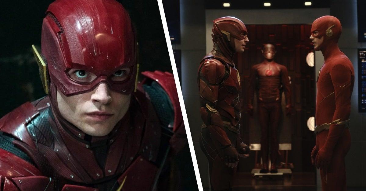 the flash movie multiverse crisis