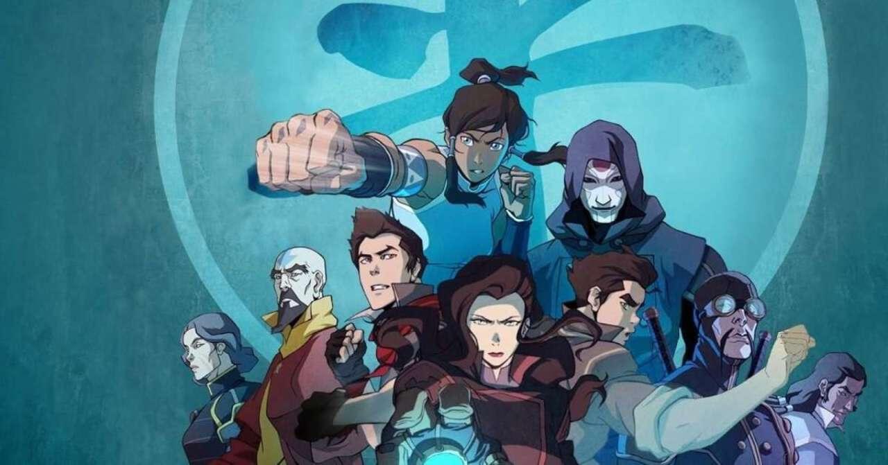 Viral Avatar Artwork Imagines Real-life Take on Korra's Cast