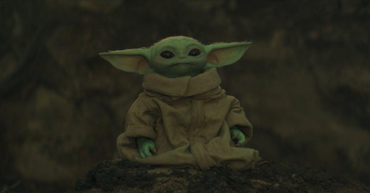 The Mandalorian Baby Yoda Grogu Chapter 13 The Jedi Star Wars