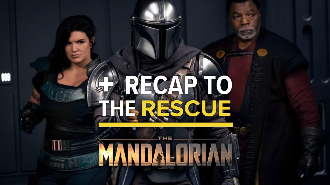 The Mandalorian Chapter 12: Rise of Skywalker, Star Wars Easter Eggs Explained