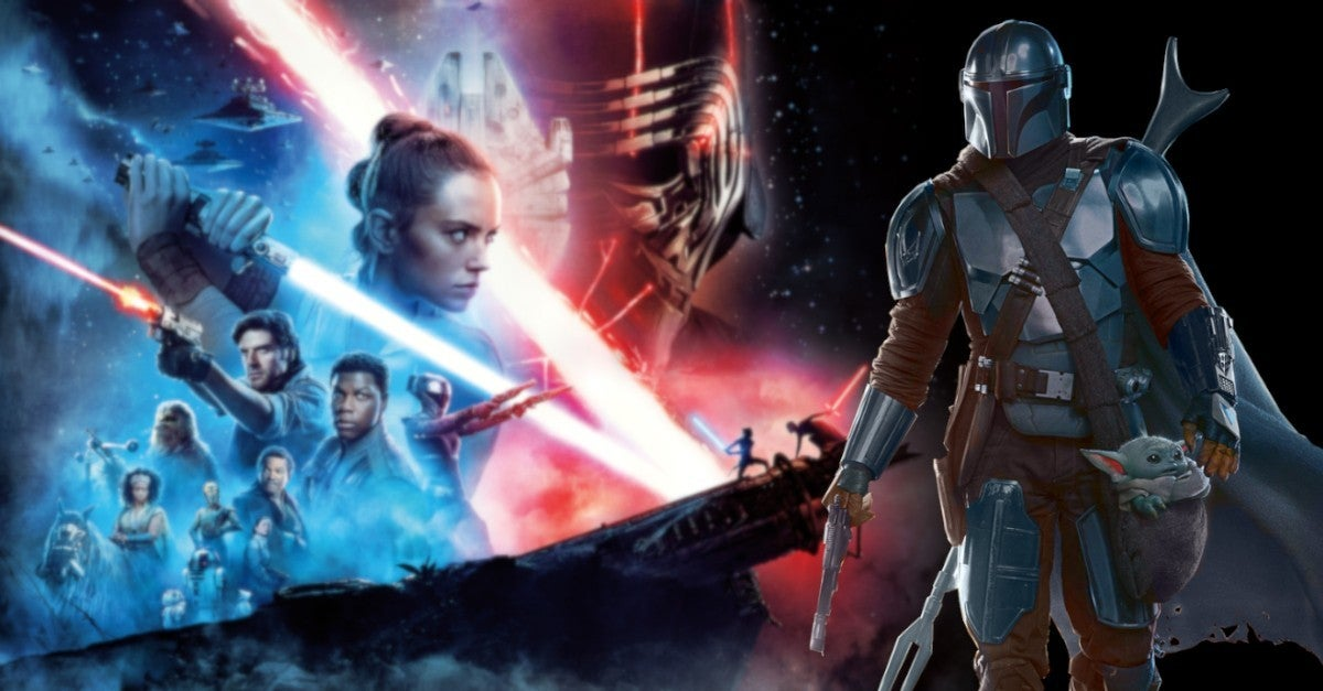 The Mandalorian Chapter 12 Star Wars Rise of Skywalker Palpatine Clone Snoke Connections