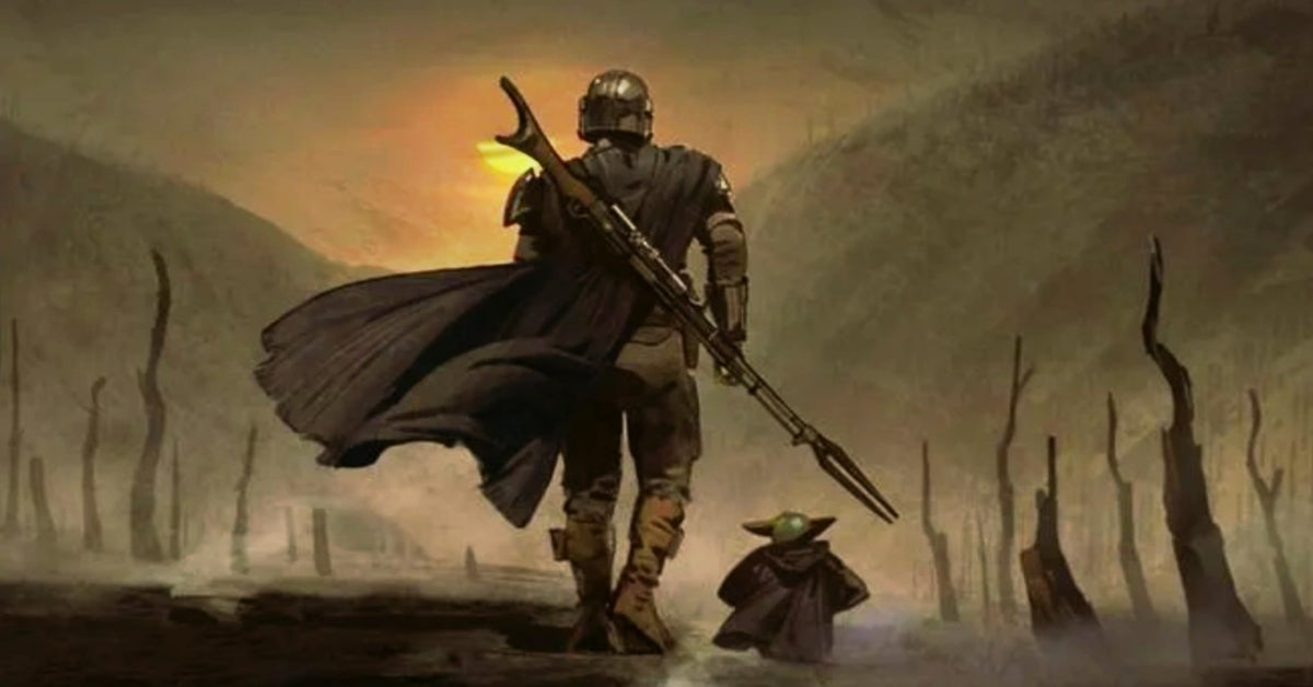 The Mandalorian Chapter 13 The Jedi