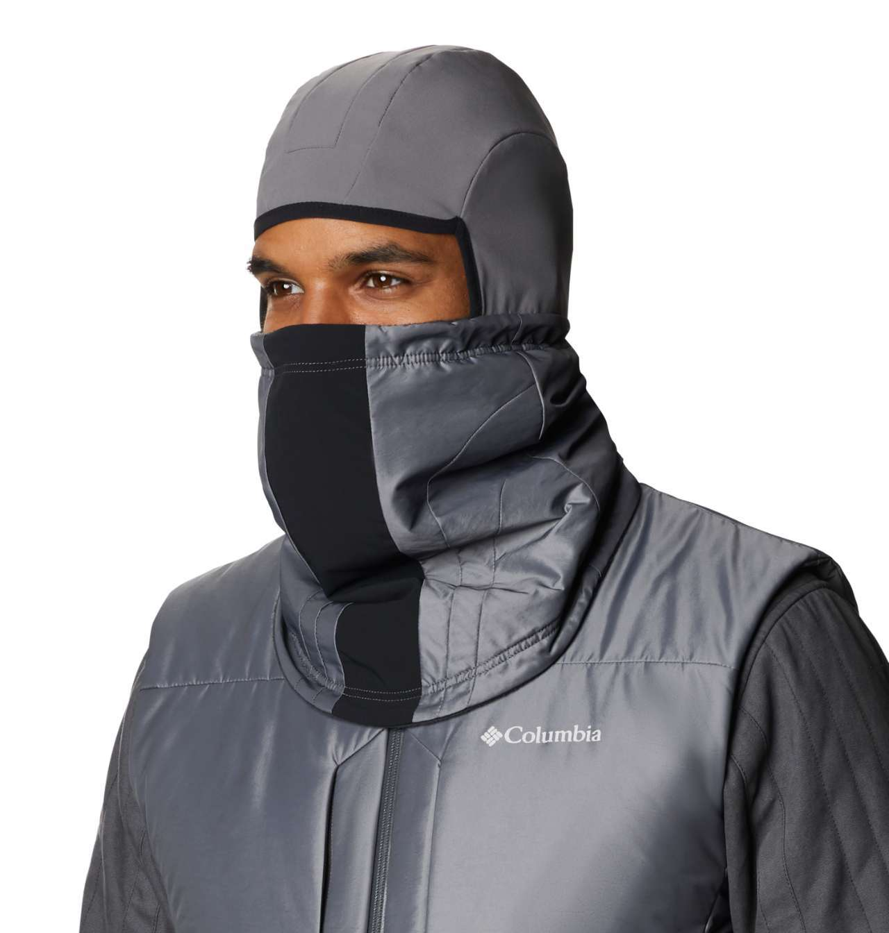 The Mandalorian Helmet Gaiter - Front