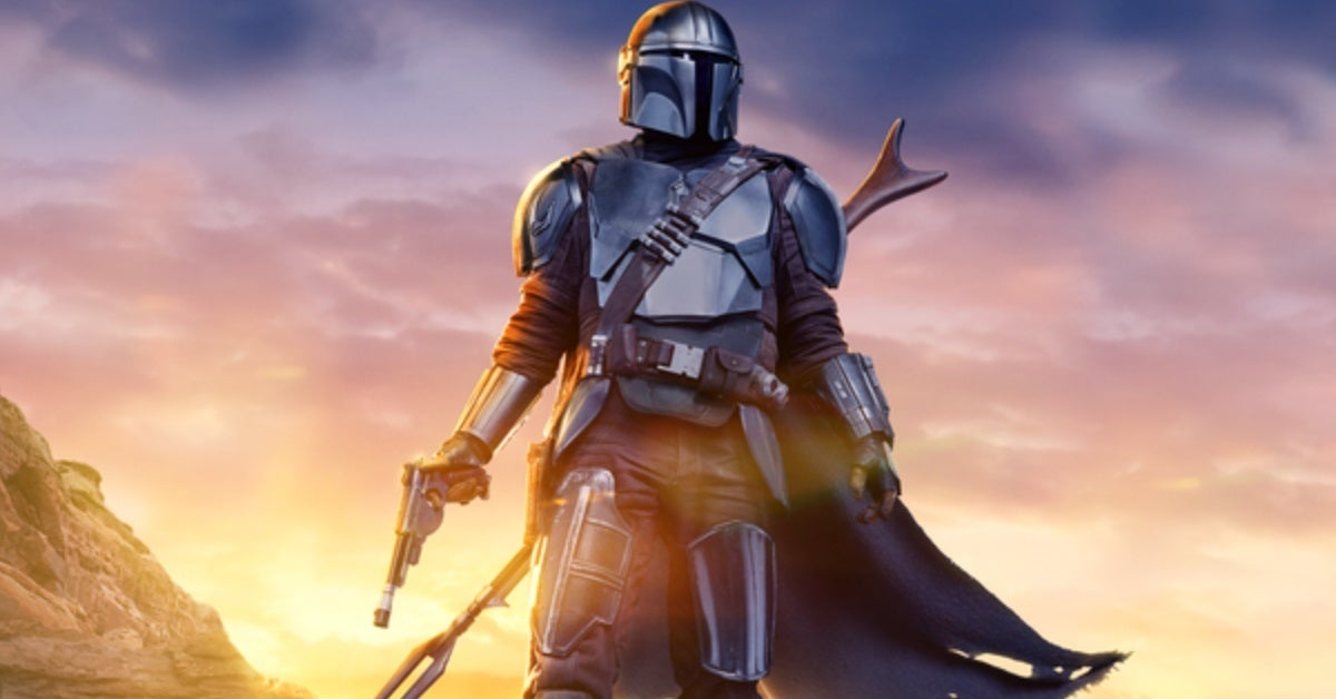 the mandalorian season 2 banner header