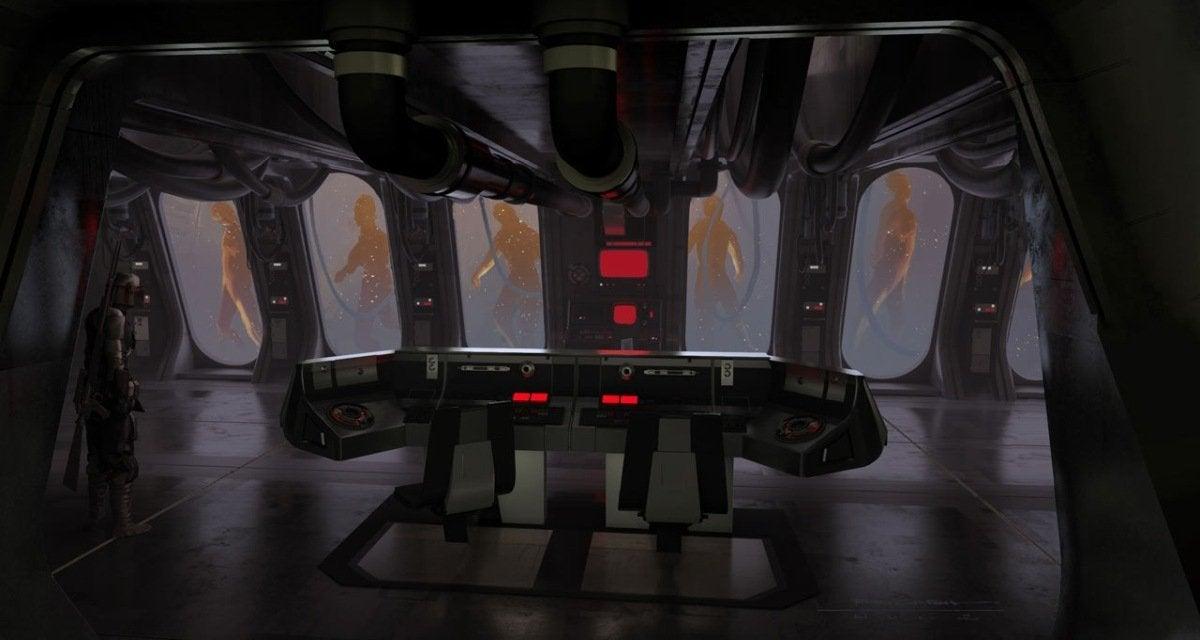 The Mandalorian Season 2 Episode 4 The Siege Concept Art 009
