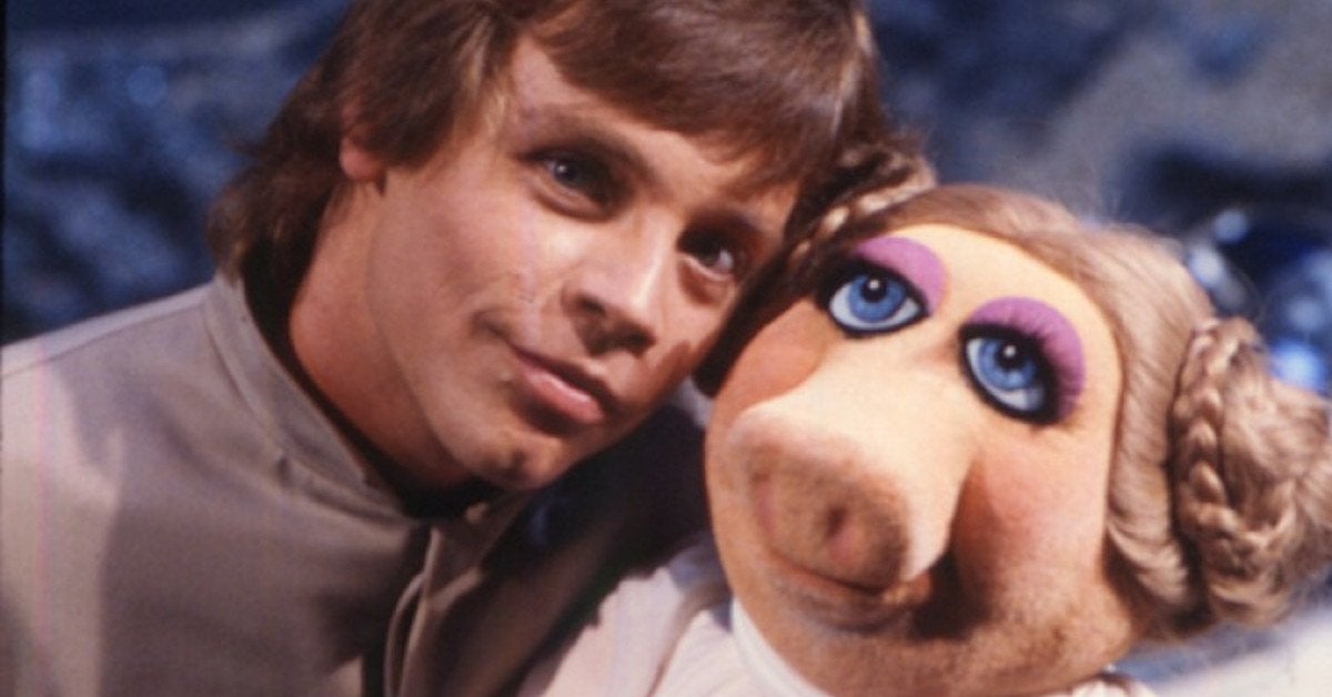The Muppets Movies Star Wars