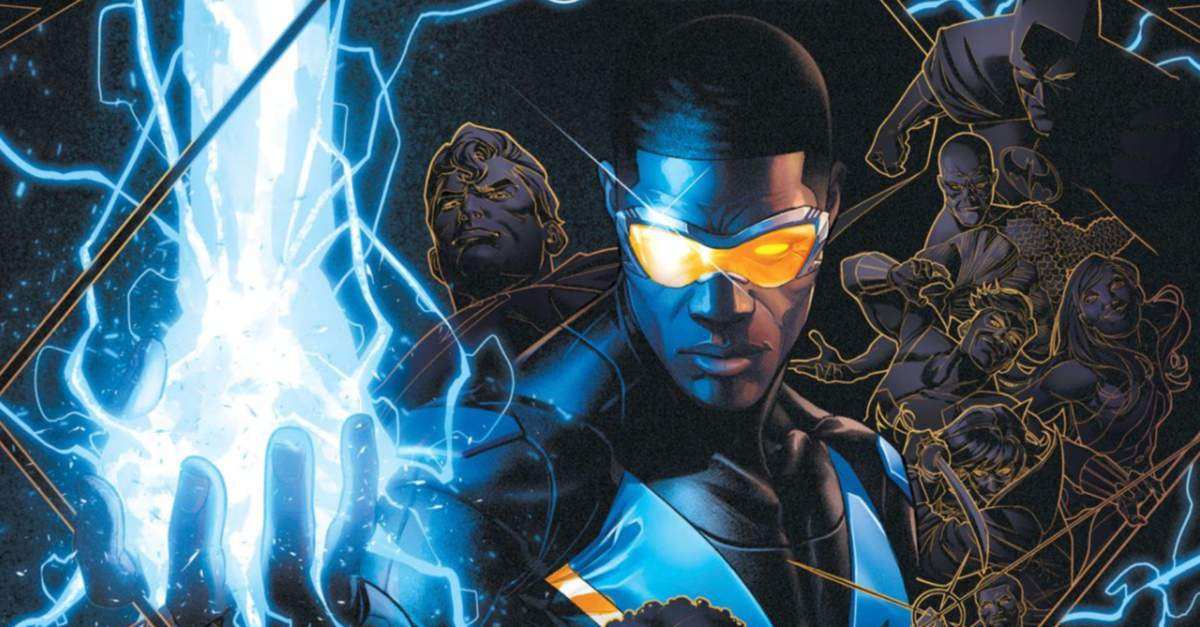 The Other History of the DC Universe #1 Review - Cover