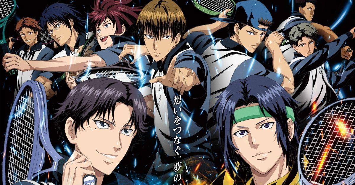 The Prince of Tennis OVA Hyotei vs Rikkai Visual