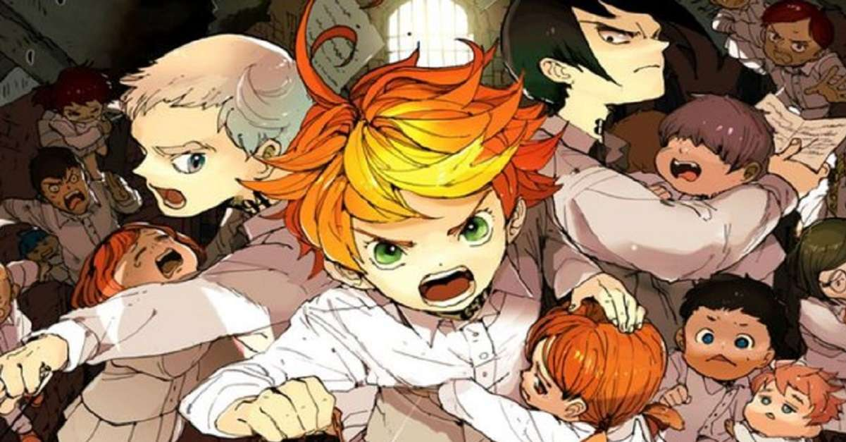 The Promised Neverland Behind The Scenes
