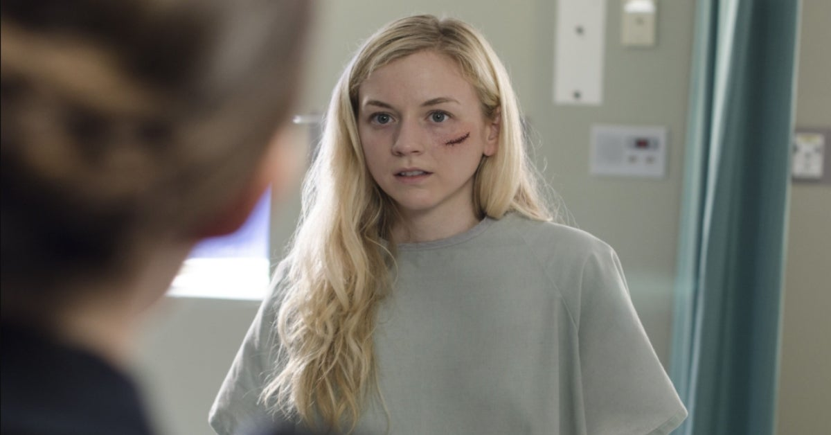 The Walking Dead Beth Emily Kinney Coda