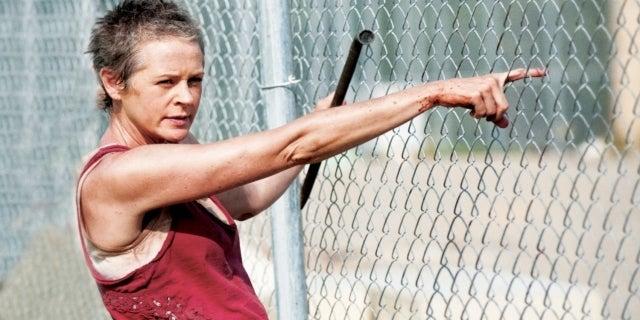 The Walking Dead Carol Melissa McBride