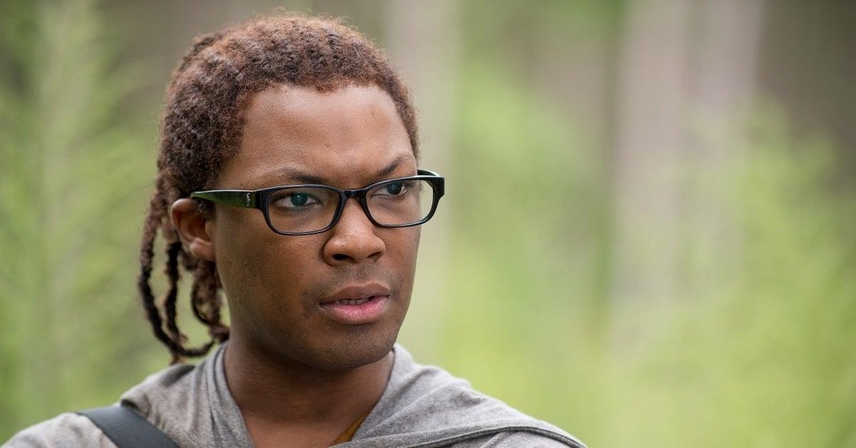 The Walking Dead Heath Corey Hawkins Swear
