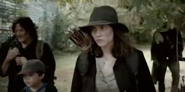 The Walking Dead Hershel Rhee Maggie Season 10