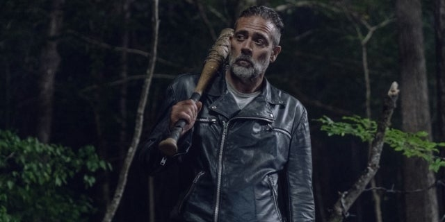The Walking Dead Negan Season 10 Jeffrey Dean Morgan