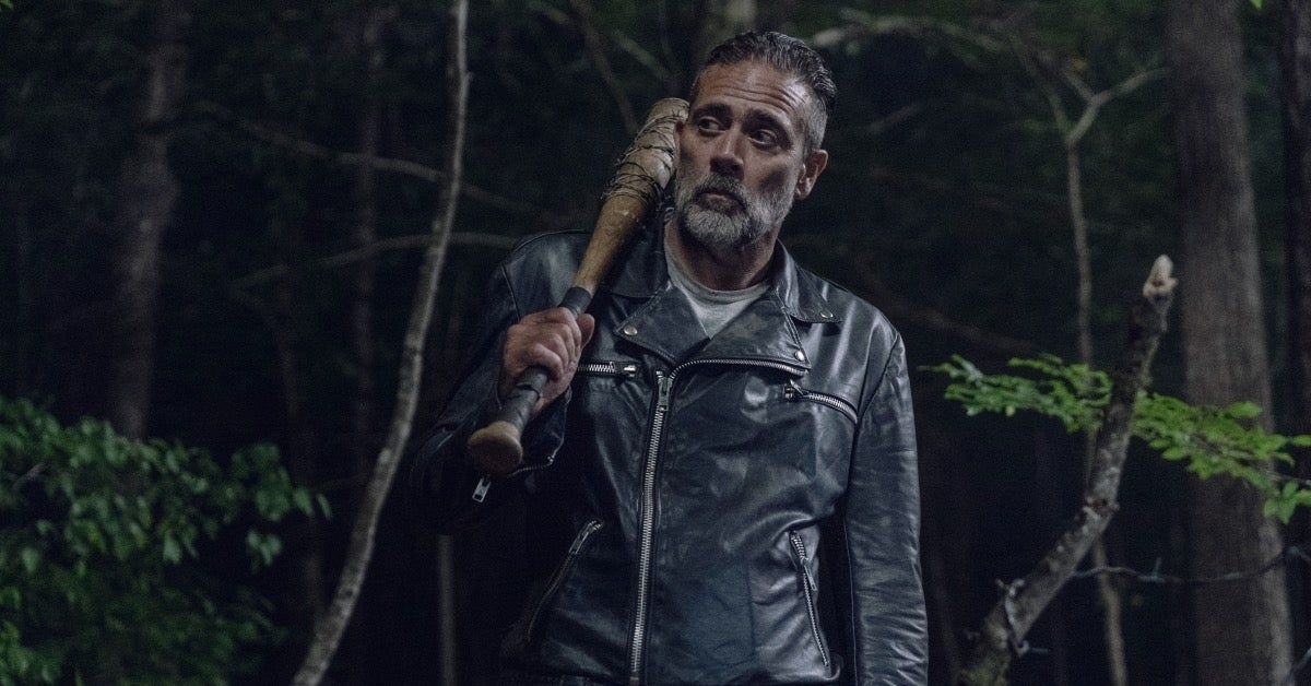 The Walking Dead Negan Season 10 Jeffrey Dean Morgan