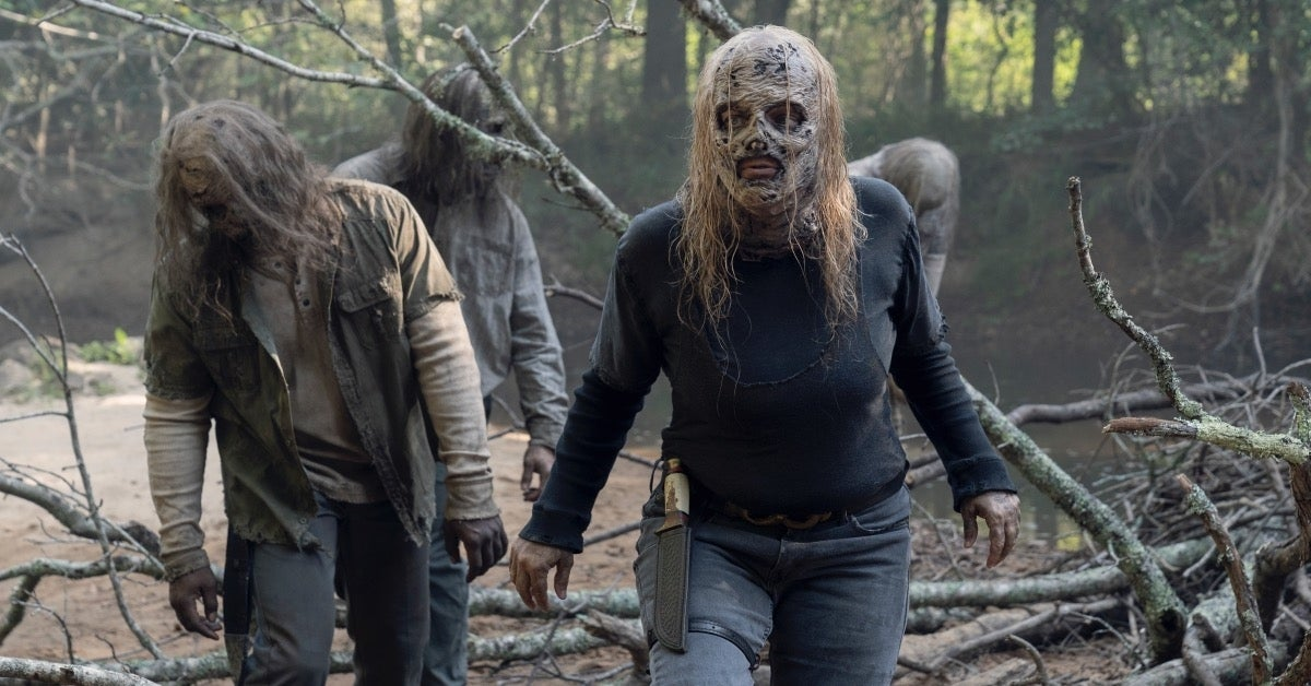 The Walking Dead Season 10 Alpha Samantha Morton