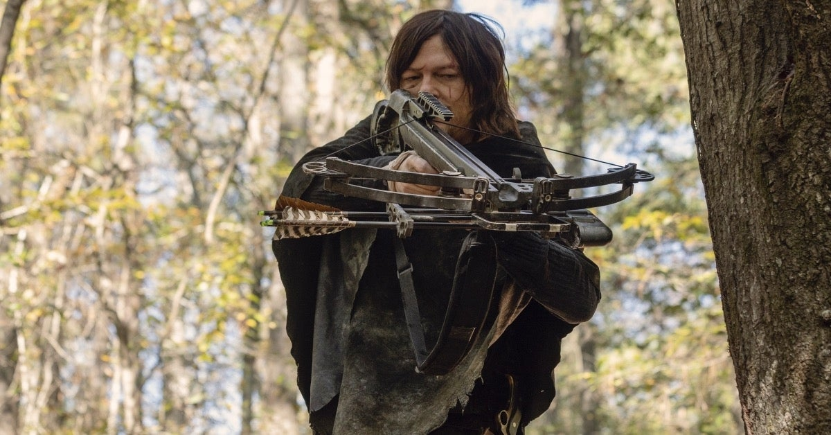 The Walking Dead Season 10 Daryl Dixon Norman Reedus