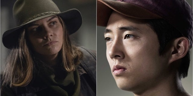 The Walking Dead Season 10 Maggie Glenn